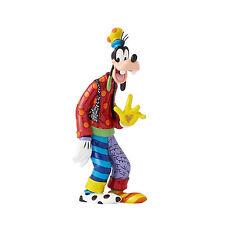Romero Britto Disney Goofy 85th Anniversary Pop Art Figurine Decoration 4055686