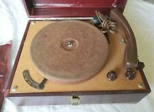 New listing Vintage Electronic Portable Record Player Electronic Creations Co.