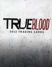 True Blood 2013 Edition Archives Card Album with Promo Card P3