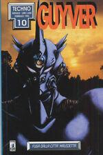 manga STAR COMICS GUYVER numero 10