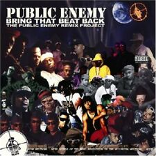 Public Enemy Bring That Beat Back-The Public Enemy Remix Project CD NEW 2006