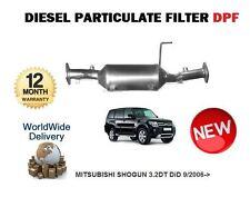 Para Mitsubishi Shogun 3.2 ¿ V88 V98 2006 - > Nuevo DPF Diesel filtro de partículas