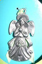 Gloria Duchin Holiday Angel Of Christmas Carols Ornament FAITH