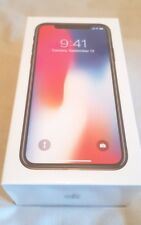 Apple iPhone X - 64GB - Space Grey (Vodafone) Brand New - Sealed - UK Stock