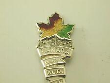 Montreal Canadá cuchara del recuerdo plata esterlina 7.3 gramos