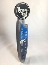 "Thomas Creek Brewery ""Appalachian Amber Ale"" Beer Tap Handle Greenville, SC"
