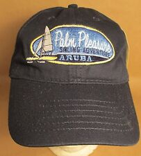 Palm Pleasure Aruba Hat Cap De Palm Tours Sailing Scuba Adventures Unisex New