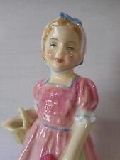 Girl Figurine Royal Doulton Tinkle Bell HN 1677