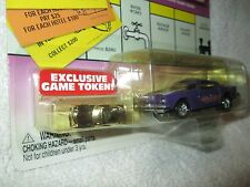 Chevy 1975 purple  monopoly w/ gold game token  JOHNNY LIGHTNING 1/64