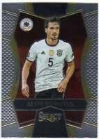 2016-17 Panini Select Soccer Mezzanine #141 Mats Hummels Germany