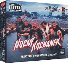 NOCNY KOCHANEK - Przystanek Woodstock 2017 CD+DVD  POLISH