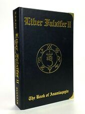 Liber Falxifer II by N.A-A.218, Ixaxaar Qayinite Witchcraft, Brand New, Rare