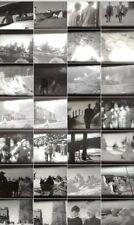 16mm Privatfilm um 1930 Ausflüge Boot Wintersport Auto Bahn #31