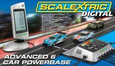 Scalextric Digital Advanced 6 Car Powerbase C7042