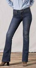 EUC LEVI'S jeans women's Copper colored buttonfly washed bootcut denim sz US28