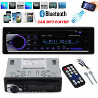 New Car Radio Bluetooth Stereo Head Unit Player MP3/USB/SD/AUX-IN/FM In-dash