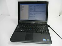 "Dell Latitude XT2 12.1"" 2in1 Laptop Intel C2D 1.60GHz 5GB RAM - BOOTS"