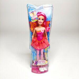 BARBIE Doll A Fairy Secret 17360 Mattel 2010 NEW