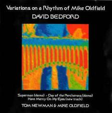 Bedford, David - Variations on a Rhythm of Mike Oldfield CD NEU OVP