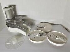 Oster Designer Kitchen Center Salad Maker Attachment Discs and Slinger