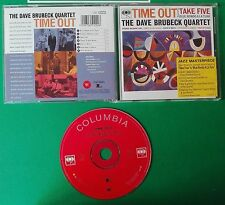 57109 CD musicale - The Dave Brubeck Quartet - Time out