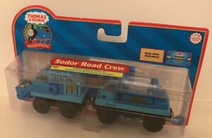 NEW! Thomas & Friends - Sodor Road Crew - Retired  - Rare - Hard to Find!!