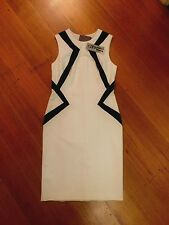 Cue Cotton Blend Wiggle/Pencil Dresses for Women