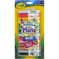 Crayola 14 Pipsqueaks Markers - FREE & FAST DELIVERY.