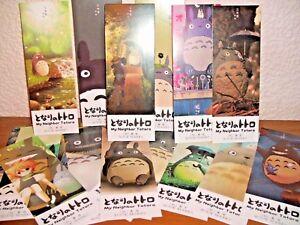 My Neighbour Totoro Studio Ghibli Card Bookmark