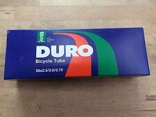 INNER TUBE BIKE 26 x 2.5 2.6 2.7 ALSO SUITS FAT 26 x 3 CHOPPER CRUISER TYRES