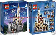 PRONTA CONSEGNA - LEGO 71040 IL CASTELLO DISNEY™ PRINCESS CASTLE
