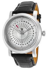 Lucien Piccard Ruleta Date Indicator Mens Watch LP-40014-02S