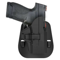Holster Fit S&W M&P Shield 9mm/.40 Smith & Wesson Tactical Holder 3.1″ Case