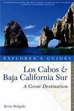 Los Cabos & Baja California Sur: A Great Destination (Explorer's Guide-ExLibrary