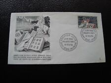 REUNION - enveloppe 1er jour 8/2/1964 (B13)