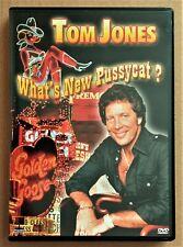 Tom Jones  What's New Pussycat? - DVD (Region: 0)