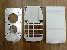 WHITE TRUMA GAS BOILER  ULTRASTORE COWL KIT GRILL COVER PLATE & FIXINGS 70300*02