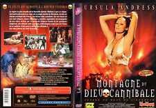 DVD La Montagne du Dieu cannibale | Ursula Andress | Action - Aventure | <LivSF>