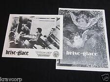 BRISE-GLACE 'WHEN IN VANITAS' 1994 PRESS KIT--PHOTO