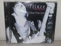 2 CD PRINCE - ONE MAN JAM - NUOVO NEW