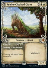 *Magic MtG: REALM-CLOAKED GIANT (Mythic) - Throne of Eldraine *TOP*