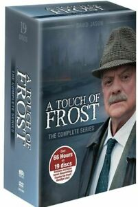 A Touch of Frost Complete Series Season 1-15 DVD Box Set Brand New Sealed