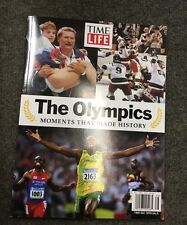 Time Life Magazine The Olympics Moments that made History Oct. 2016
