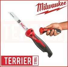 Milwaukee 48220305 Folding Utility Hand Saw to Suit Reciprocating Blades New