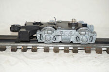 LIONEL 4 WHEEL DUMMY TRUCK FOR GEEPS, UBOATS, MOST MPC DIESELS USED SILVER