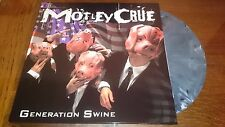 MOTLEY CRUE    Generation Swine    LP    coloured  Limited to 100 Copies