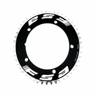 FSA PRO Track 5 hole Chainring SB black 144BCD