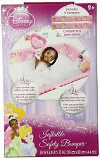Bathtub Inflatable Safety Bumper Disney Princess New 2 Bumpers Tub Bathing