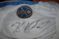 KENYON MARTIN Signed Game Worn / Used Denver Nuggets Warm Up Pants XXLT +6