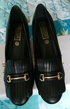 Black Shoes by Truffle Size 5